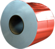 Aluminum Painted Coil