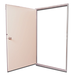 Utility Building Door - 200 Series